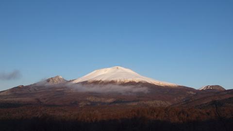 浅間山091215