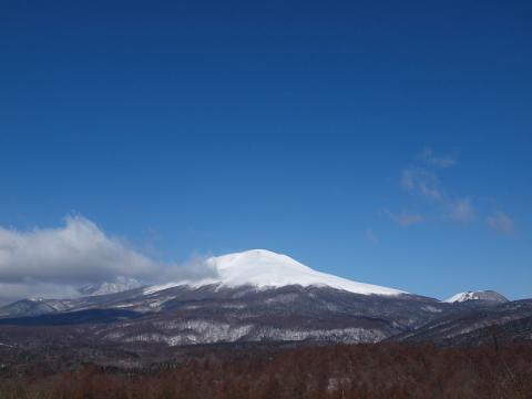 浅間山100330