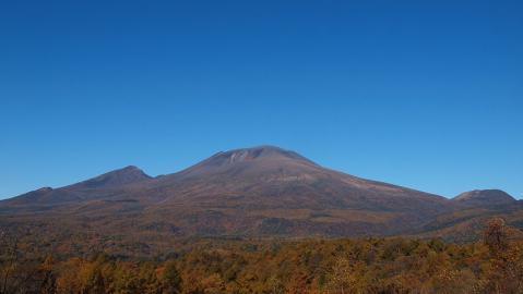 浅間山101104