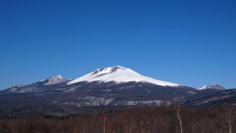 浅間山130226