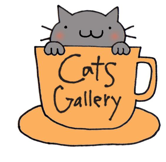 catsgalleryさんロゴ