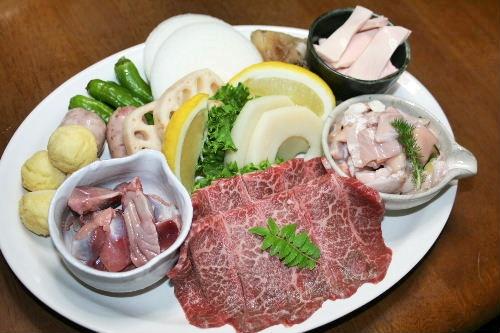 焼き肉材料