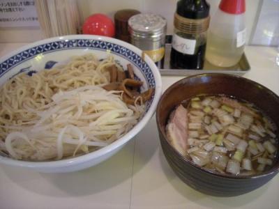 ぶんすけつけ麺