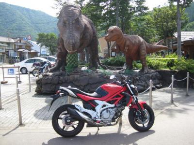 01恐竜VSグラディウス