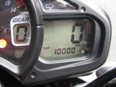 01祝1万km