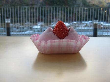 11苺大福