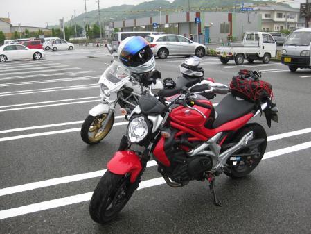 02バイク記念撮影