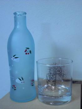 雪ウサギ 清酒3