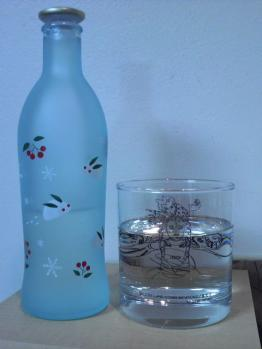 雪ウサギ 清酒2
