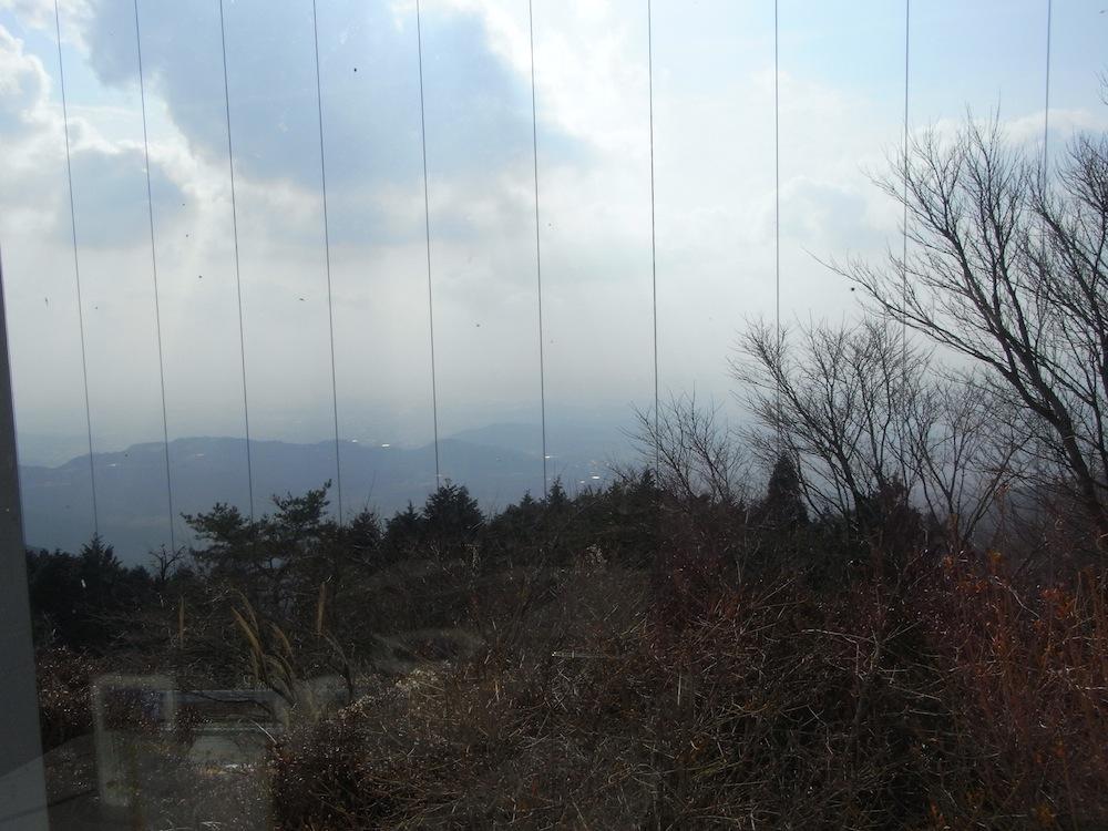 筑波山にて1