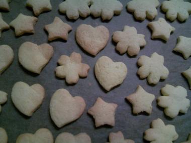 手作りクッキー1