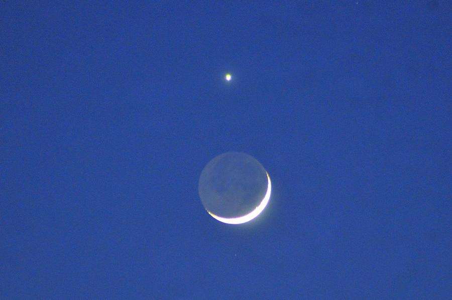 月と金星3