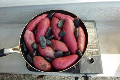 石焼き芋 (3)