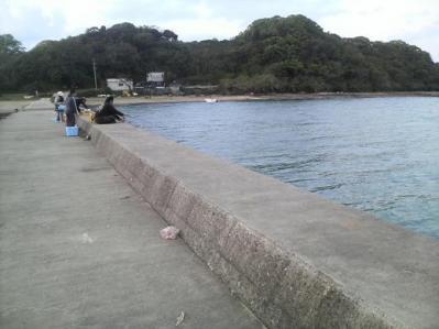 潮干狩り (2)