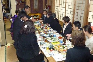 20101113結納 (10)