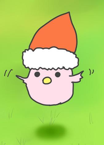 クリスマス七面鳥(ひな)