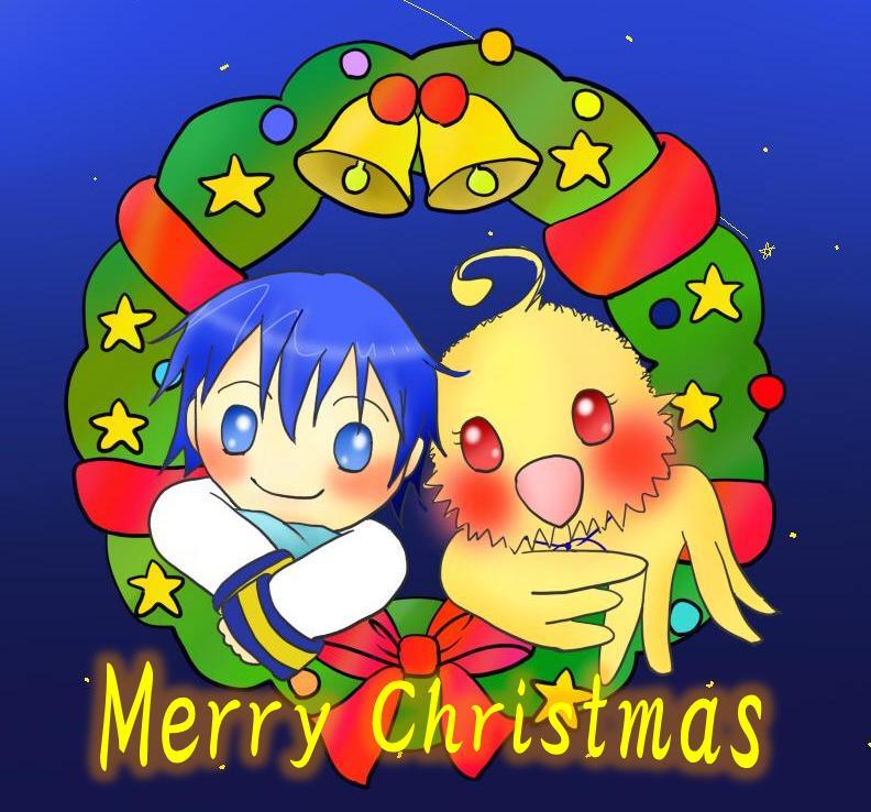 Merry Christmas 2009(インコ家)