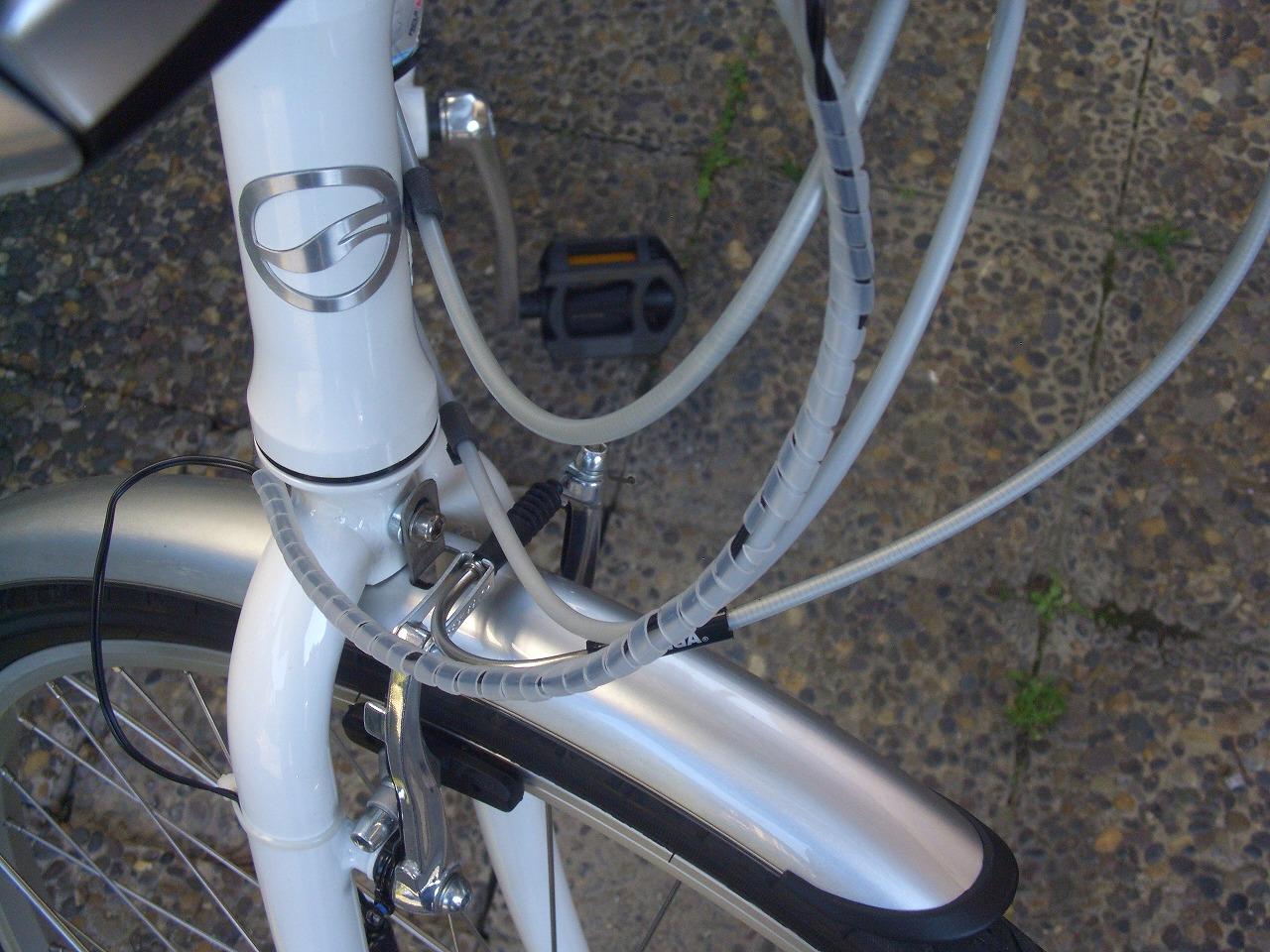 自転車の 自転車 ハンドル 交換 値段 : ... 日和 車中泊の準備と自転車