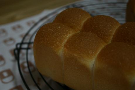 生イースト食パン②