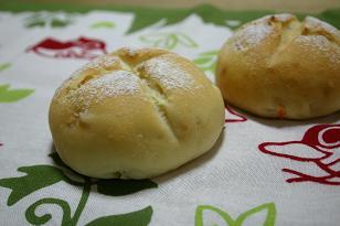 クミンシードのパン