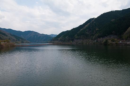 矢作ダム-4