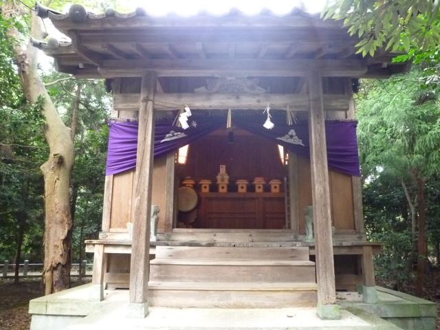 白山社(平成22年度秋祭)