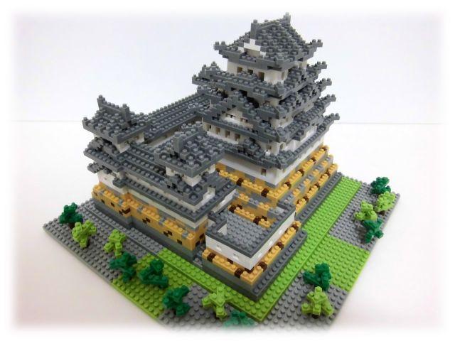 nanoblock/NB_006 姫路城