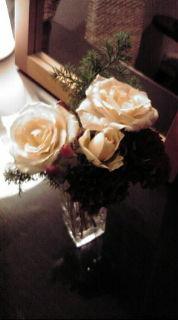 バラの花拡大