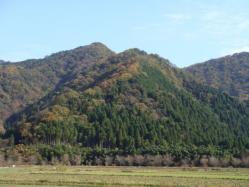 かすみ矢田川温泉 露天風呂からはキレーな景色を眺めることができます