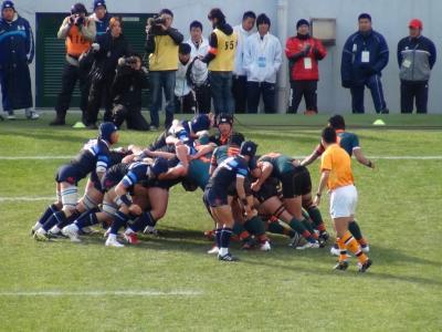 決勝戦 東福岡vs東海大仰星①
