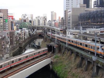 御茶ノ水駅にて1