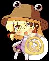 諏訪子(PSPアップデータ)
