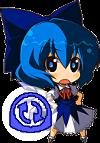 チルノ(PSPアップデータ)