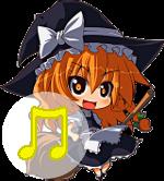 魔理沙2(ミュージック)