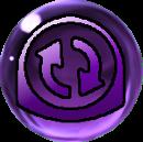 ぴ~えすぴ~あっぷで~た~(紫)