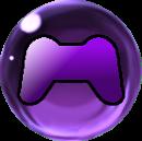 げ~む(紫)