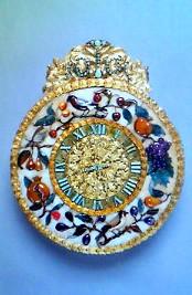 11月11日 飾り時計