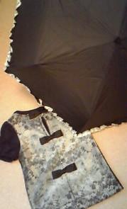 11月13日 傘