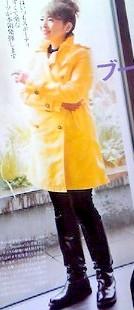 12月14日 桂子さんイエロー
