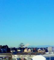12月19日 富士山