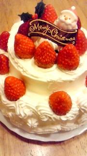 12月23日 ケーキ