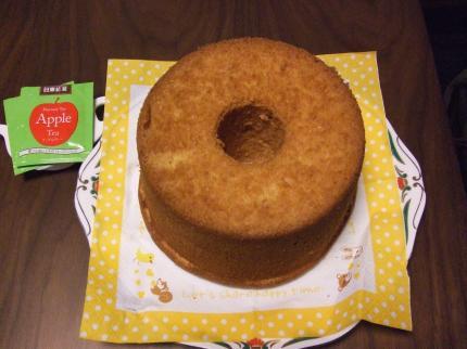 ちょこままケーキ