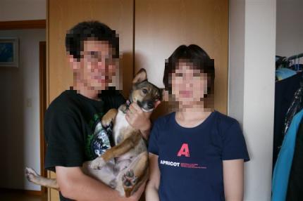 サユのお父さんとお母さん