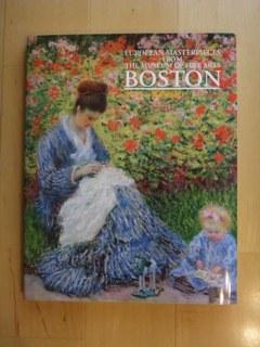 ボストン美術館展カタログ