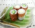 竹輪チーズ&きゅうり