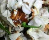 厚揚げと肉野菜の味噌炒め5