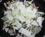 厚揚げと肉野菜の味噌炒め4