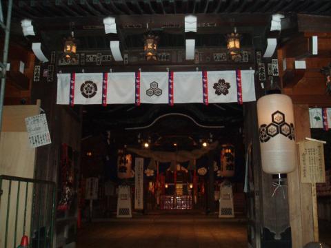 博多櫛田神社2