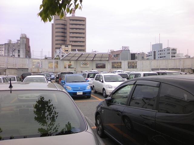 長野オリンピック跡地