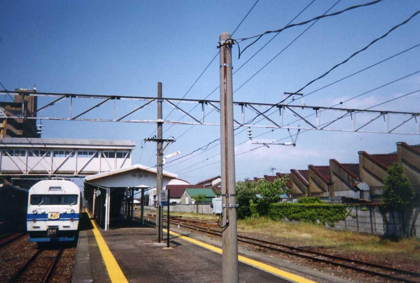 大聖寺駅(だいしょうじえき)?